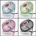ELEGIANT Mini Elektronisch Heizlüfter Heizer Heater Heizung Elektroheizung Heizgerät Ventilator fans mit Adapter für Desktop Büro von ELEGIANT Co., LTD - Heizstrahler Onlineshop