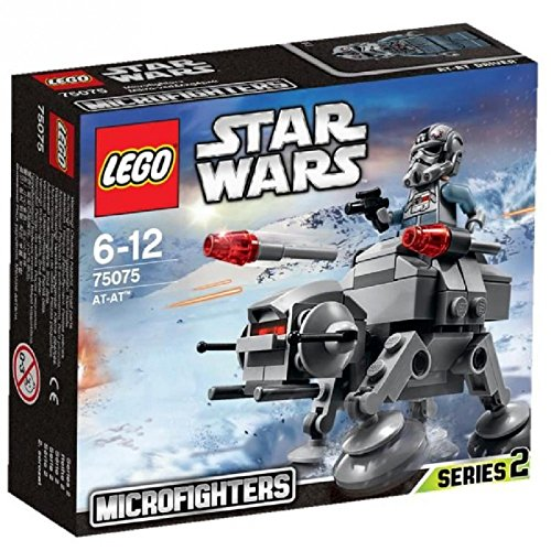 LEGO Star Wars 75075 - AT-AT-Fahrer, Minifigur - Star Lego At-at Wars Walker