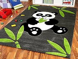 Kinder Spiel Teppich Savona Pandabär in 5 Größen