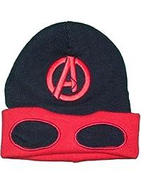 Marvel The Avengers Captain America Kids Sombrero De Invierno