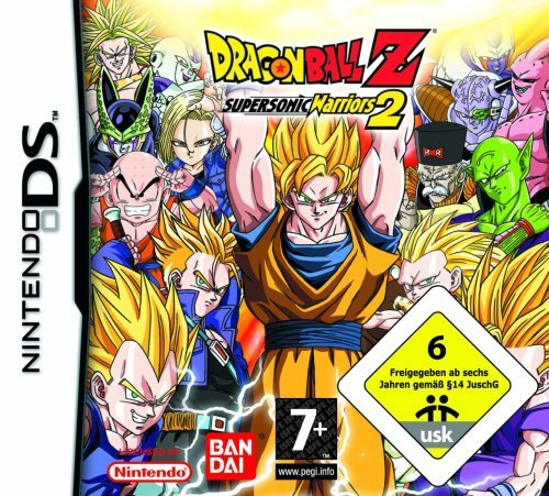 Dragonball Z - Supersonic Warriors 2 (Dragon Ball Z-spiele Für Den Ds)