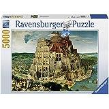 Ravensburger 17423 - Brueghei: Turmbau zu Babel, 5.000 Teile Puzzle