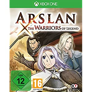 Arslan: The Warriors of Legend [Edizione: Germania]