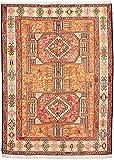 Nain Trading Kelim Soumak Seide 147x104 Orientteppich Teppich Beige/Rosa Handgeknüpft Indien