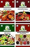 Welcome Non Veg Special Combo - Chicken Masala (100G), Meat Masala (100G), SABZI Masala (100G) & Premium Garam Masala (100G)