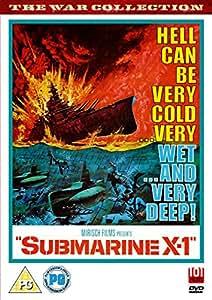 Submarine X-1 [DVD]