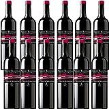Aglianico del Beneventano   Le Terre del Normanno   12 Bottiglie 75cl   Vino Rosso Campania   Idea Regalo