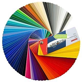 Farbfächer für Folienmuster (ORACAL 751C)