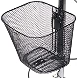 KneeRover Knee Walker Basket Accessory - Replacement Part with Quick Release - INCLUDES ATTACHMENT BRACKET - Compatible with Most Knee Scooters