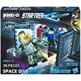 KRE-O Star Trek Space Dive Construction Set (A3138) by Kre-O TOY (English Manual)