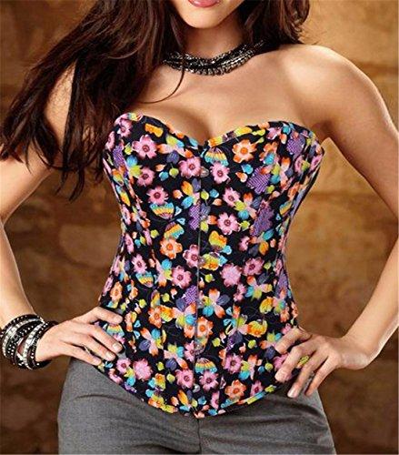 Yall Lady corsetto formazione Cintura Cintura sottile a