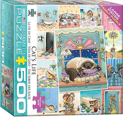 EuroGraphics 85005366 Cat Collage - Puzzle