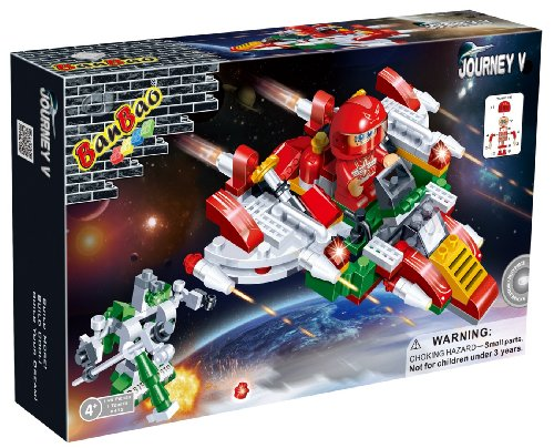 Banbao-145-Piece-Space-Fighter-1-Compatible-with-the-Leading-Brand-Boy-Boys-Child-Kids-Best-Selling-Birthday-Construction-Blocks-Toy-Game-Suitable-from-Age-5