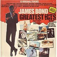 Various - James Bond Greatest Hits -