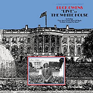 Live At The White House...