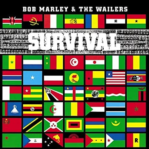 Survival by Bob Marley & The Wailers (2001-08-07)