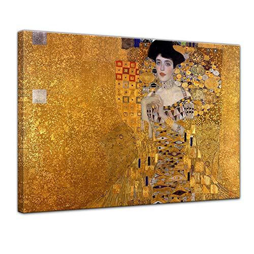 Bilderdepot24 Kunstdruck - Alte Meister - Gustav Klimt - Adele Bloch - Bauer I - 60x50cm einteilig - Leinwandbilder - Bild auf Leinwand