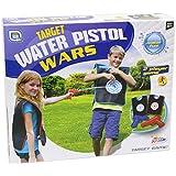 Grafix Pistola De Agua Warz Jugador 2 Juego Al Aire Libre