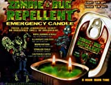 Zombie & Bug Repellent Emergency Candle - Best Reviews Guide