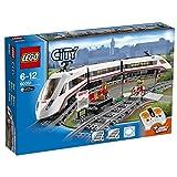 Lego 60051 City Hochgeschwindigkeitszug, Zug Spielzeug