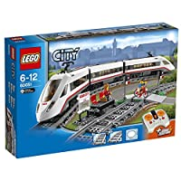 LEGO City 60051: High-Speed Passenger Train