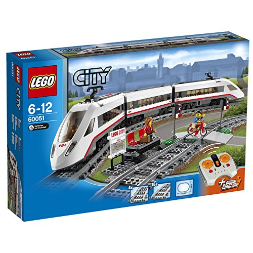 LEGO City 60051: High-Speed Passenger Train