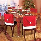 Weihnachten Stuhlhussen Set