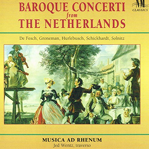 Concerto No. 2 in B Flat Major, Op. 10: I. Allegro Netherland Allegro