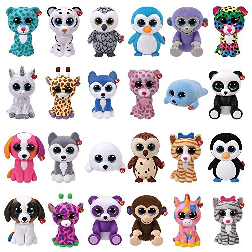 TY Beanie Boos - Mini Boo Figures - BLIND BOX - One Only