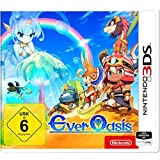 N3DS: Ever Oasis - [3DS]