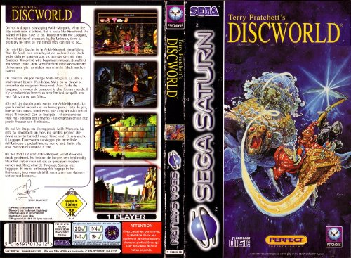 Terry Pratchett's Discworld