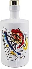 AXL.one Dry Gin Schwarzwald Wacholder Zitrusfrucht Orangenblüte Blumige Aromen Ingwer Pfeffer Hibiskus London Geschenk Zitrone Hand abgefüllt Wacholderbeeren 1x ca. 0,5l (ohne Tonic Water)