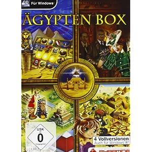 Ägypten Box