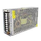 OYY 24V/10A 240W geregeltes Transformador de fuente para el uso cotidiano Interruptor 110–220V Salida Para LED de dispositivos, cámaras de vídeo, überwachungsanlagen, protección antirrobo de instalaciones