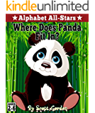 Alphabet All-Stars: Where Does Panda Fit In? (English Edition)