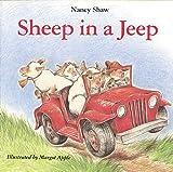 Die besten Houghton Mifflin Bücher für Kinder - SHEEP IN A JEEP Bewertungen