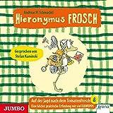 Hieronymus Frosch: Auf der Jagd nach dem Tomatenfrosch & Eine höchst praktische Erfindung mit viel KAWUMM