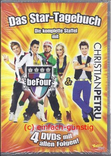 Die komplette Staffel (4 DVD)