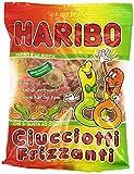 Haribo Caramelle Ciucciotti Frizzanti - 12 pezzi da 200 g [2400 g]
