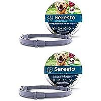 Collare per cani,Collare Cani 8kg,collare 8 mesi per cani di taglia grande oltre 18 libbre, Collari di prevenzione di 8…