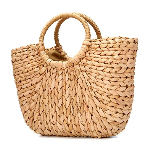 Stroh Handtasche