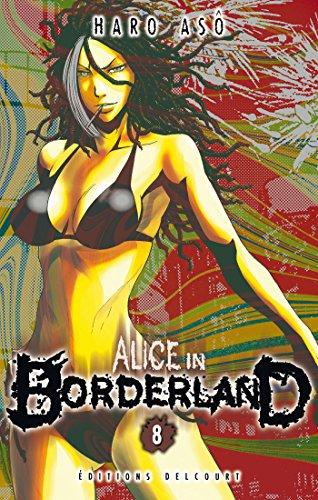 Alice in borderland Vol.8 par ASÔ Haro