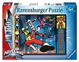 Ravensburger 10993Power Rangers Ninja Stahl Puzzle–100Teile XXL
