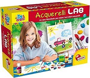Lisciani Giochi-Io Creo Laboratorio Acuarelas