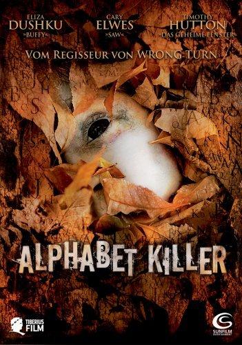 The Alphabet Killer [2008] (region 2 import, plays in English) by Michael Ironside, Bill Moseley, Timothy Hutton, Eliza Dushku