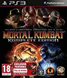 Warner Bros Mortal Kombat Komplete Edition, PS3