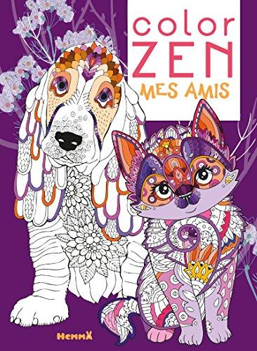 Color Zen - Mes amis