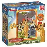 Jumbo 19334 - Disney: König der Löwen Großes Bodenpuzzle - 50 Teile Kinderpuzzle