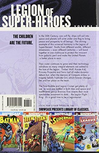 Showcase Presents Legion Of Super-Heroes TP Vol 02