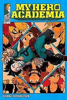 My Hero Academia, Vol. 12: The Test by [Horikoshi, Kohei]